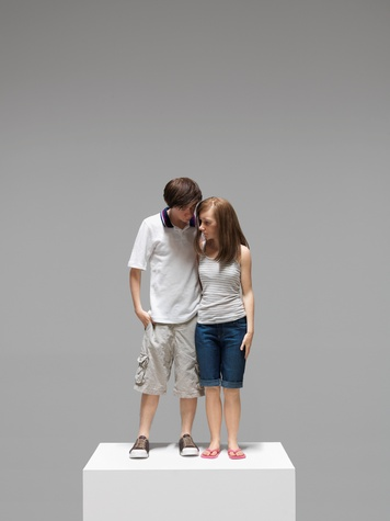 Ron Mueck: Young Couple