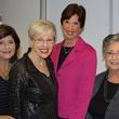 News, Shelby, Blue Bird Circle endowed chair, October 2014, Marlene Mousa, Mary Ann Macey, Martha Yates, Dolores Kamel
