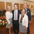 2 Ashlee Brown, from left, Benton Love and Kathy and Jeff Love at the M.D. Anderson VEPS luncheon March 2014