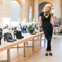 22 Joyce Echols at Joyce Echols Shoes Preview March 2015