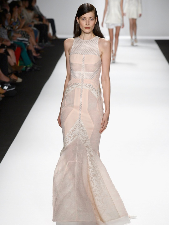Fashion Week spring summer 2014 J. Mendel