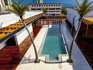 Rio restaurant rooftop pool