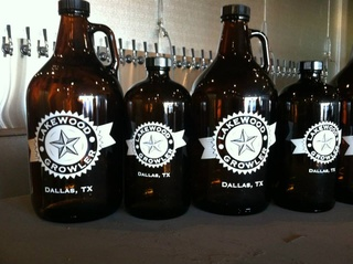 Lakewood Growler