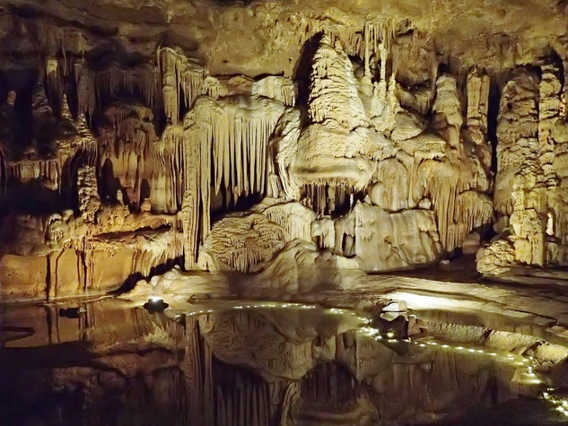 Cave Without a Name in Boerne, Texas