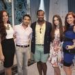 Cassandra Carrillo, Imran Sheikh, Fathay Smith-Kiawu, Amber England, Melissa Jarutowicz, CultureMap Social Cocktail Party, NYLO Southside