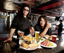 Rock & Brews restaurant Gene Simmons Paul Stanley KISS band