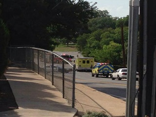Officer involved shooting in Central Austin