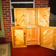 custom cabinetry Welborn Woodworking HGTV
