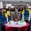 Annual AIA Gingerbread build-off December 2013 Despicable Me