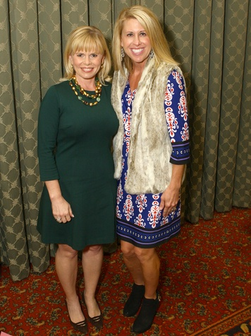 Stacey Walker and Kim Kinzer, JLD Milestone Luncheon