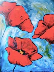 GeeBerry Art flower