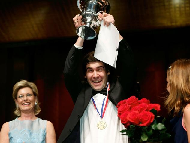 2013 Cliburn winner Vadym Kholodenko