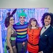 Lisa Hayes, Fritz McDonald, Elaine Dillerd and Ted Bowen at Fresh Arts Gum Ball