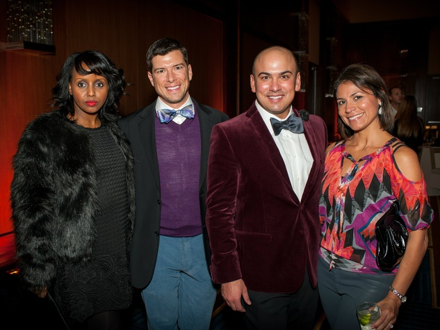 Ayaan Ahmed, Leslie Johnson, Eric Waldron, Rebecca Hackl, Renaissance Hotel Opening