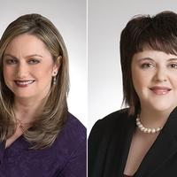 Houston Public Radio Debra Fraser and Emily Binetti head shot