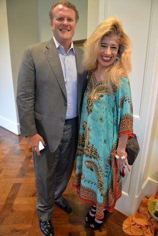 News, Shelby, Recipe for Success Indian dinner, May 2015, Sten Gustafson, Sofia Adrogue