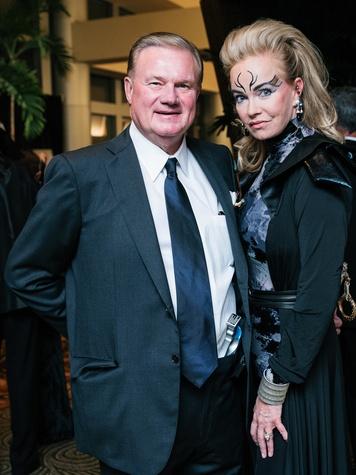 0004, Ronald McDonald House Boo Ball, October 2012, Keith Mosing, Alice Mosing