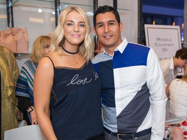 Fresh Faces of Fashion 8/16, Abby Venegas, Christopher Venegas