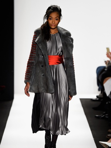 463506292 Clifford New York Fashion Week Fall 2015 February 2015 Carmen Marc Valvo