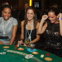 Bo's Place, Boys & Girls Night Out, October 2012, Angela Gooden, Allison Mahlstedt, Kandice Sheehan
