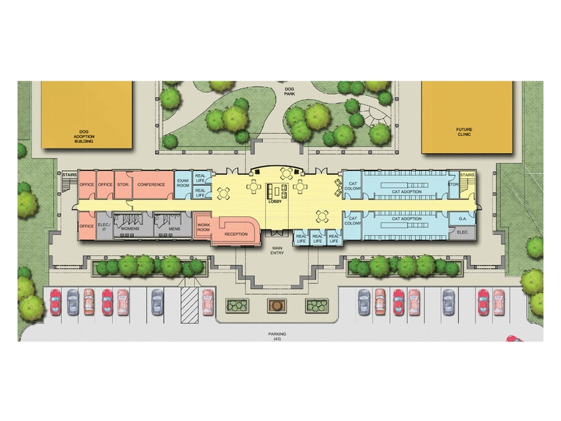 1000 Images About Dog Care Facility Floorplans On Pinterest House Plans With Photos Freezers