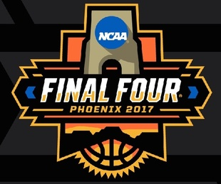 NCAA Final Four 2017 logo