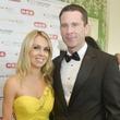13 Leukemia & Lymphoma Society Houston Man & Woman of the Year June 2013 Natalie Higdem, Bill Keener