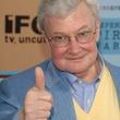 Roger Ebert, young, thumbs up