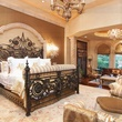 Avery Johnson mansion for sale The Woodlands Spring June 2013 master bedroom