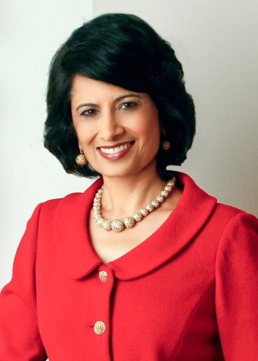 Dr. Renu Khator_August 2013_Marcy_Famous Houstonians Predict Your Future
