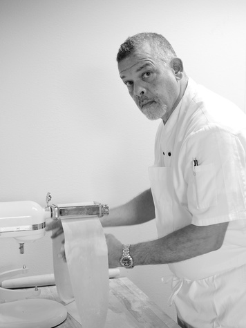 chef Riccardo Palazzo-Giorgio April 2014