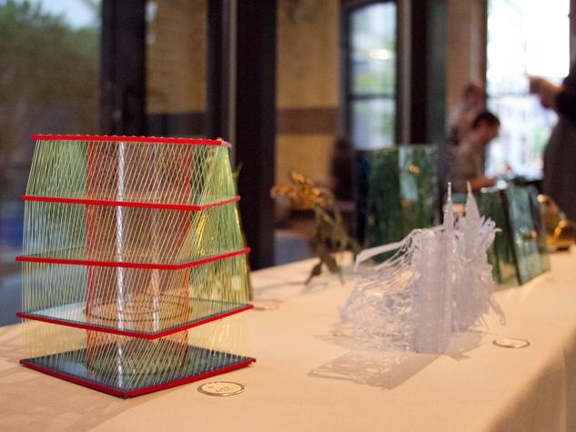 The Contemporary Austin Five x Seven Event 2014 Enders Martos Sculpture