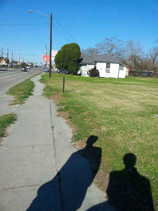 1, The Art Guys, longest street, shadows, February 2013