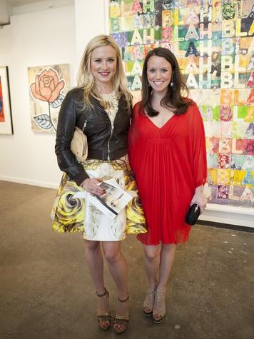 Adriane Crosland, Lauren Laughry