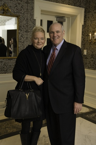 9 Penny and Craig Glidden at the Houston Bar Association Harvest Celebration November 2014