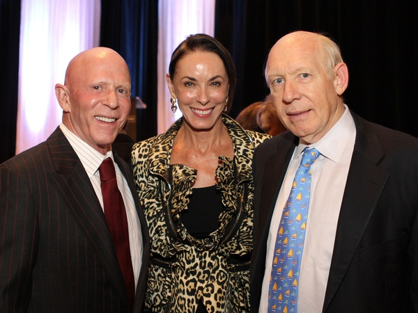 News_Holocaust Museum dinner_May 2012_Lester Smith_Sue Smith_Bill White
