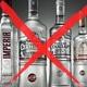 Russian vodka ban