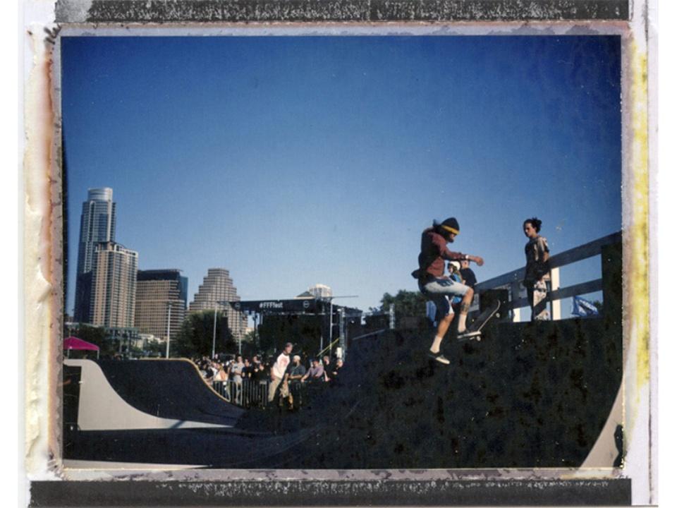 Fun Fun Fun Fest  skater