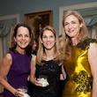 Susie McGee, from left, Elise Reckling and Carroll Goodman at the Rienzi Society dinner January 2014