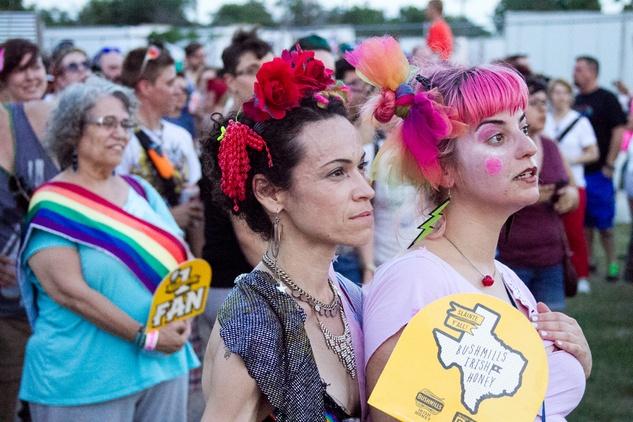Queerbomb attendants