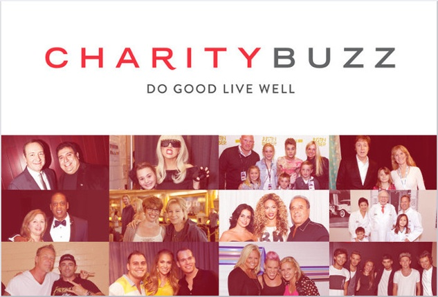 Charity Buzz graphic
