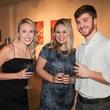 Kristin Smith, Lindsay Sullivan, Josh Terbrueggen at Mizzen+Main 2 year anniversary