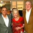 Alberto Lombardi, Connie and Denny Carreker, Mens and Womens Auxiliaries Kickoff Party