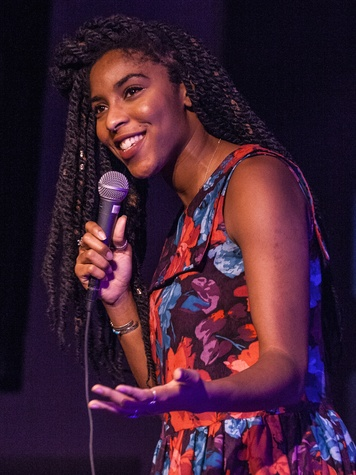 Moontower Comedy and Oddity Festival 2016 Jessica Williams