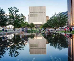 Wyly Theatre Dallas Arts District