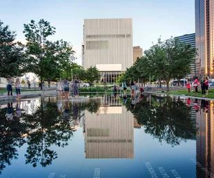 Wyly Theatre Dallas Arts District