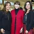7 Gina Cartwright, from left, Shelby Hodge and Jennifer Girgsby at the Petra Nemcova luncheon December 2013