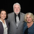 Louise Appleman, Bill Hart, Ginny Tigue, Fort Worth Art Council Heart of Gold Luncheon