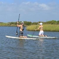Joel, Galveston Island State Park, September 2012