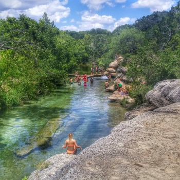 Dive right into the best swimming holes in and around Austin